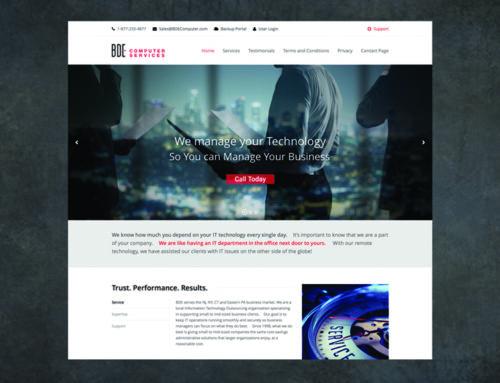 BDE Computer Services