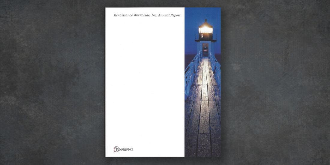 deHaas Creative Portfolio: Renaissance Annual Report