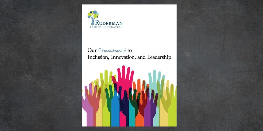 deHaas Creative Portfolio - Ruderman Family Foundation Retrospective